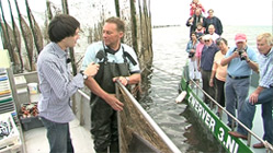 ABG-TV Special about anchovy fishing (Weervisserij) on the Oosterschelde
